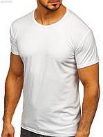 Мужская белая футболка ASOS