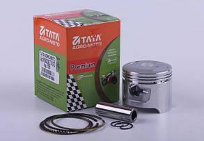 Поршневой комплект 47,0 mm STD: 9 единиц - 72СС - Дельта/Альфа - Premium