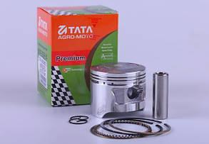 Поршневой комплект 47,25 mm: 9 единиц - 72СС - Дельта/Альфа - Premium
