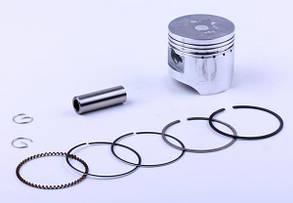 Поршневой комплект 52,0 mm STD: 9 единиц - 110СС - Актив/Дельта/Альфа