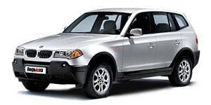 BMW X3 (E83) (2003 - 2010)