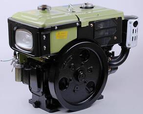 Двигатель дизельный с водяным охлаждением SH180NL - Zubr (8 л.с.) КОД  3986