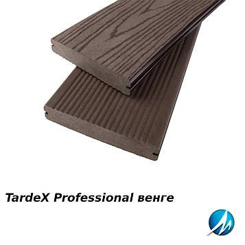 Террасная доска TARDEX PROFESSIONAL венге
