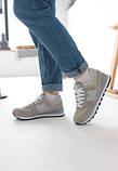 Кросівки жіночі New Balance 574 Brown Нью Беланс 574 (36,37,40), фото 3