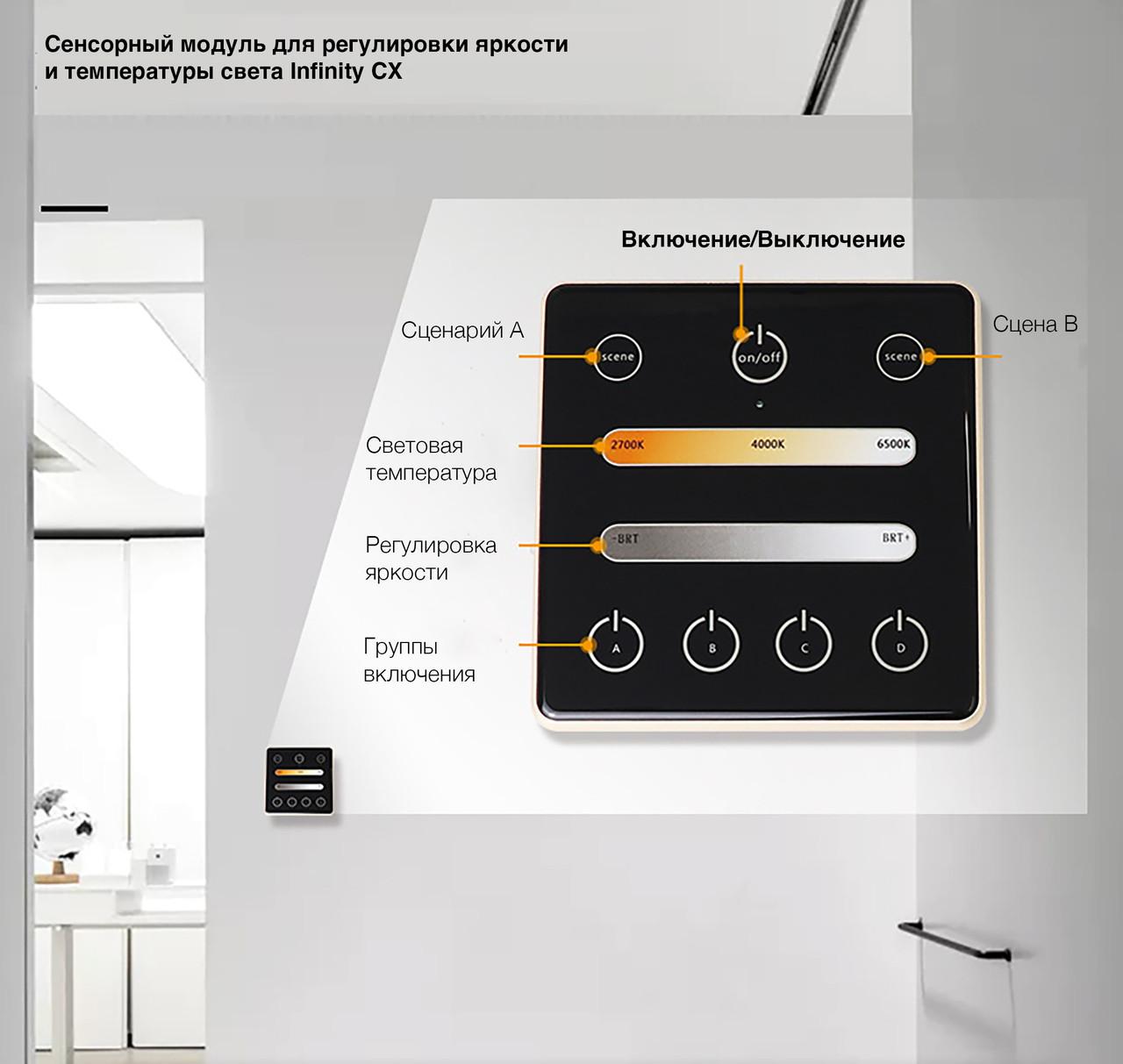 Сенсорный модуль Infinity CX-36