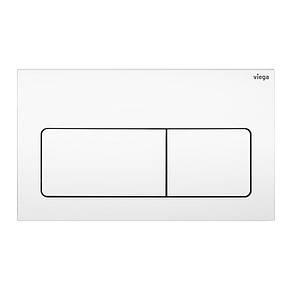 Смывная клавиша VIEGA  PREVISTA для унитазов Visign for Life 5, альпийский белый