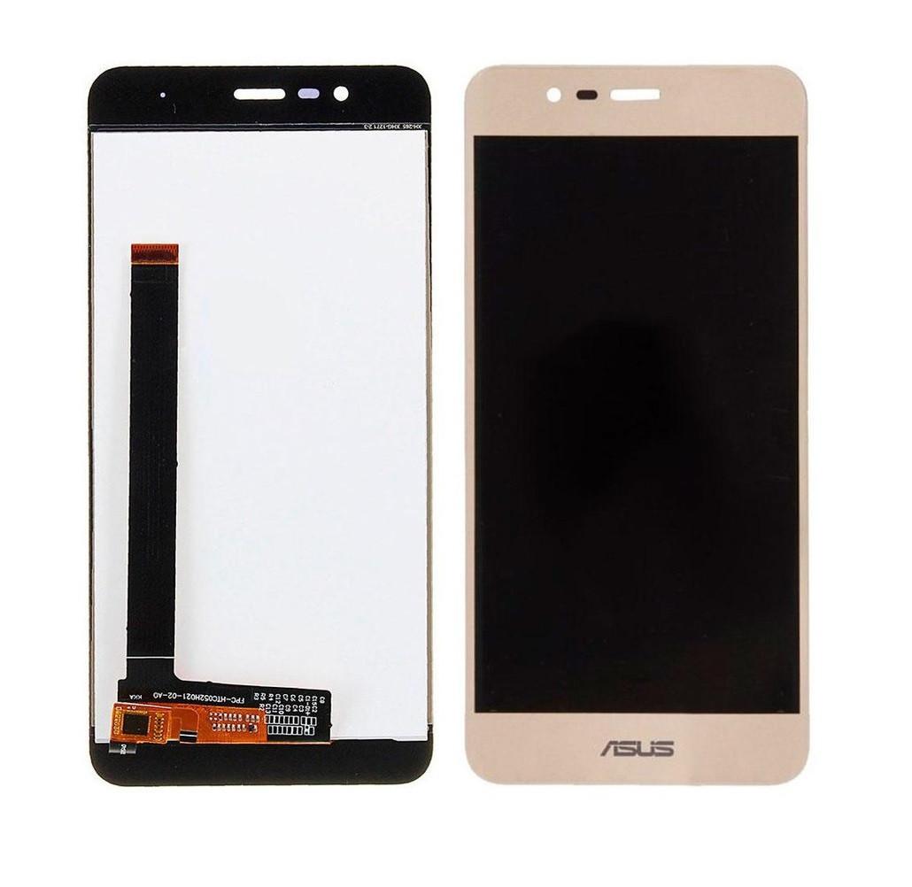 Дисплей для Asus Zenfone 3 Max | ZC520TL | X008D с сенсорным стеклом (Золотой) Оригинал Китай