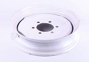 Диск железный 6.50*16 (под 6 болтов) - минитрактор