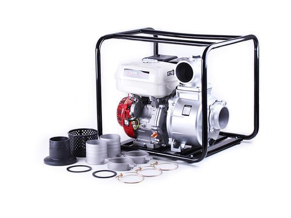 Водяная помпа ZX40 (177F) Self-priming Pump TATA КОД   9336