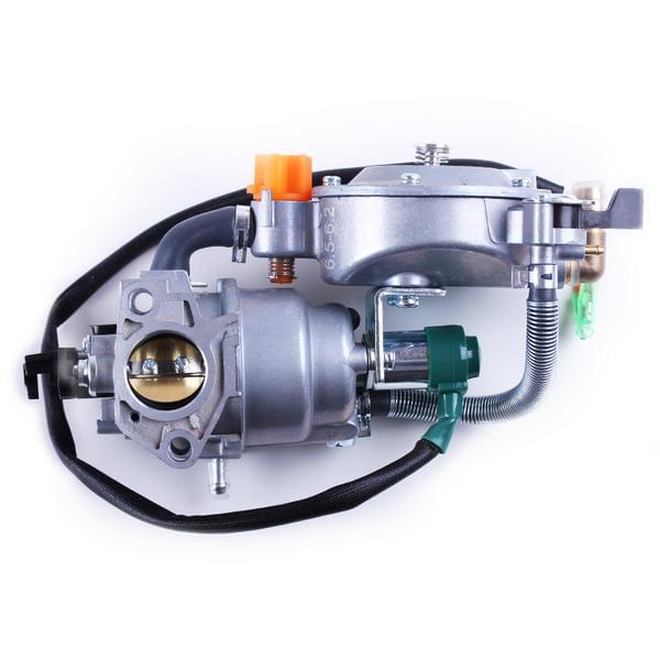 Карбюратор для мотоблокв, генераторів з газовим редуктором — 188F КОД 2272