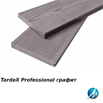 Террасная доска TARDEX PROFESSIONAL графит