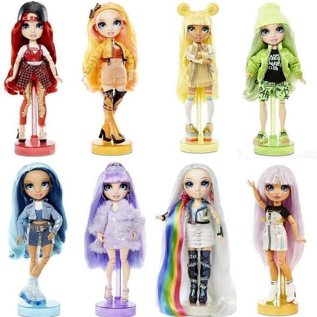 Ляльки Rainbow High