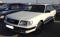 Дефлекторы окон Audi A6 sedan 4A,C4 1990-1997 VL-Tuning Ветровики ауди а6 ц4