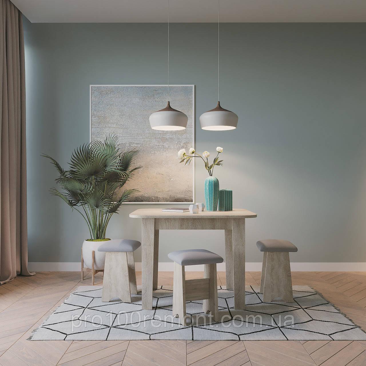 Кухонный стол КС-2 от КОМОД