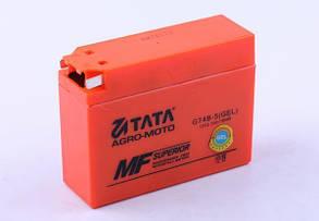 """Аккумулятор """"таблетка - Yamaha - Suzuki"""", GT4B-5, 114*39*87мм - OUTDO"""