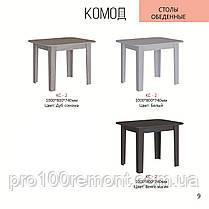 Кухонный стол КС-2 от КОМОД, фото 3
