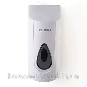 Дозатор жидкого мыла Rixo Maggio S168W
