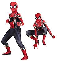 Костюм Железный человек - паук ABC спандекс L (120-130 см)