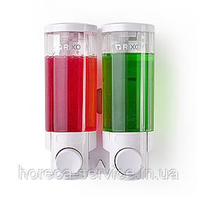 Дозатор жидкого мыла универсальный Rixo Lungo SW006W