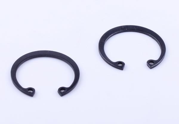 Кільця стопорні поршневого пальця (2 шт.) - 195N