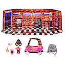 Меблі для ляльки ЛОЛ Сюрприз Кабінет Леді Бос - LOL Surprise Furniture 3 Boss Queen, фото 4