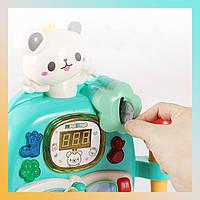 Караоке машина с микрофон детская музыкальная игрушка с песнями сказками для детей развивающая
