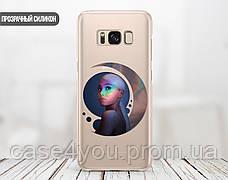 Силиконовый чехол Ариана Гранде (Ariana Grande) для Apple Iphone 5_5s_Se , фото 2