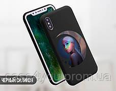 Силиконовый чехол Ариана Гранде (Ariana Grande) для Apple Iphone 5_5s_Se , фото 3