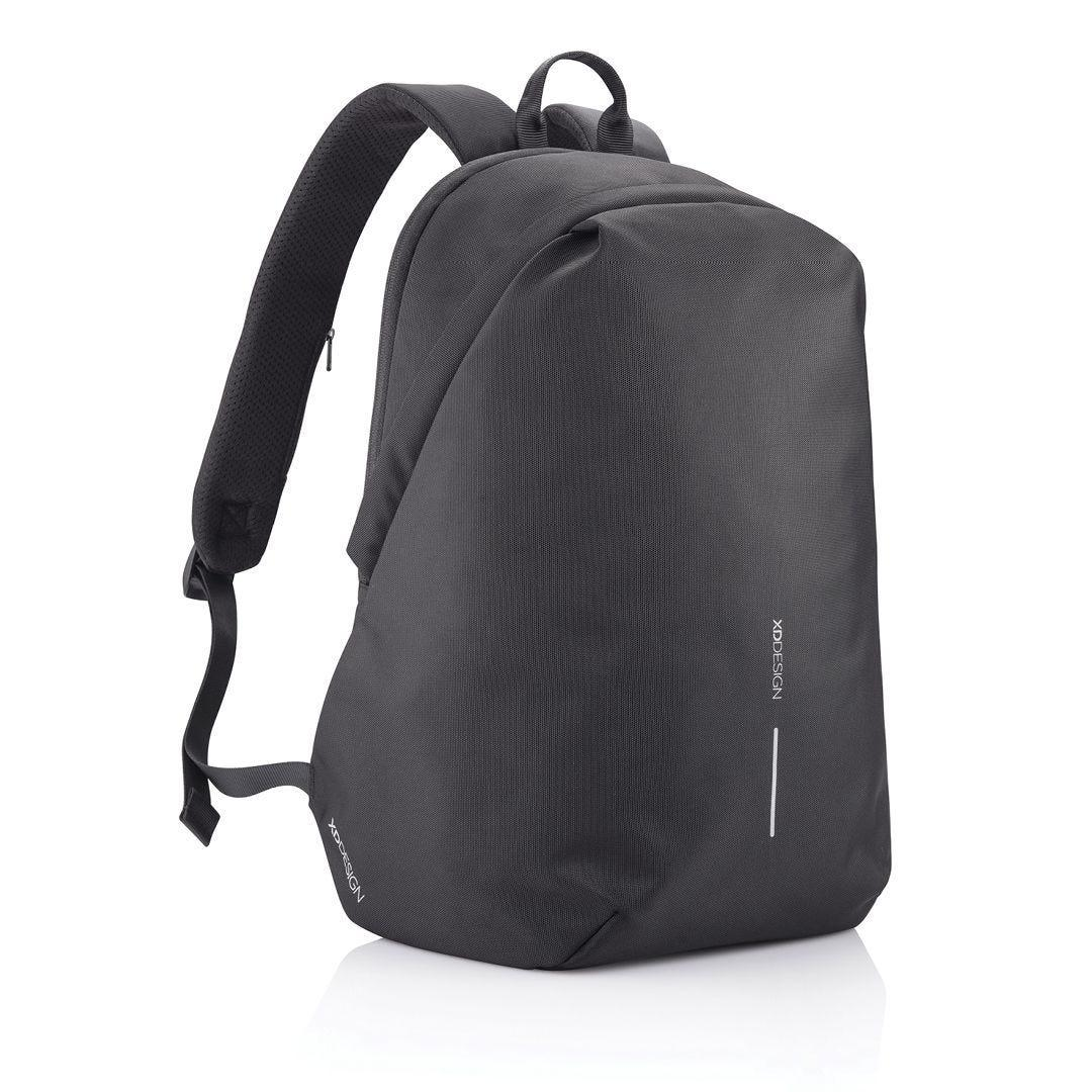 Антикрадій рюкзак XD Design Bobby Soft Anti-Theft Backpack чорний (P705.791)