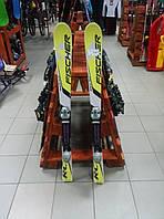 Лыжи FISCHER SCC 120
