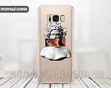 Силиконовый чехол Ренесанс Меган Фокс (Megan Fox Renaissance) для Samsung N980 Galaxy Note 20 , фото 2