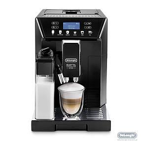 Кофемашина автоматическая Delonghi Eletta Cappuccino EVO ECAM 46.860.B, фото 2