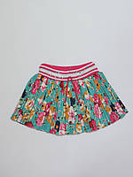 Нарядная юбка для девочек 80-92р