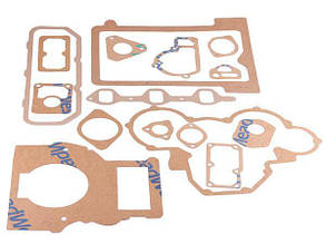 Прокладки на минитрактор двигателя, к-т: 16 шт. - JD3102 39670