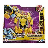 Фігурка Hasbro E7106 Transformers Cyberverse Ultra Class BumbleBee
