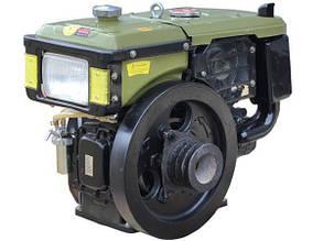 Двигатель дизельный с водяным охлаждением R190NL - GZ (10 л.с.)