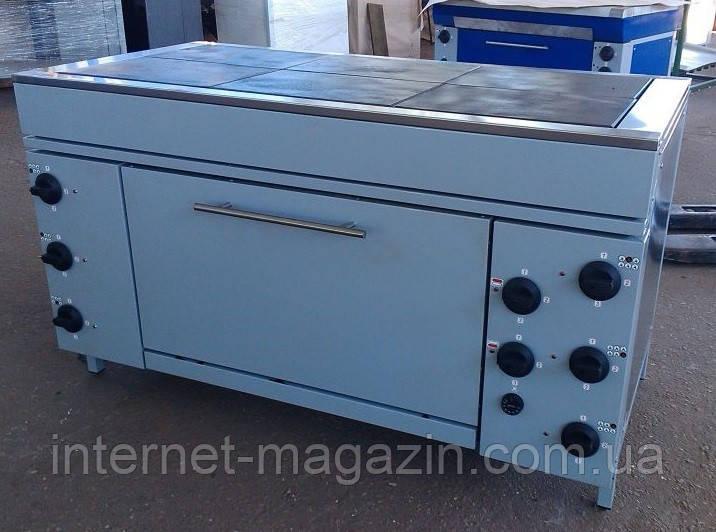 Плита электрическая промышленная ЭПК-6ШБ стандарт