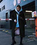 Модное пальто женское демисезонное, фото 2