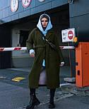 Модное пальто женское демисезонное, фото 4