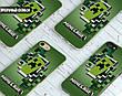 Силиконовый чехол Майнкрафт (Minecraft) для Samsung G965 Galaxy S9 Plus , фото 5
