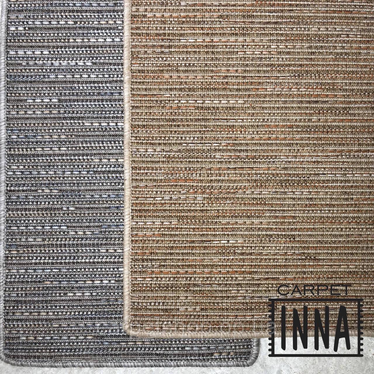 Ковролін Nature Design Balta 4m, на підлогу в офіс, кафе, готель і додому, рогожка