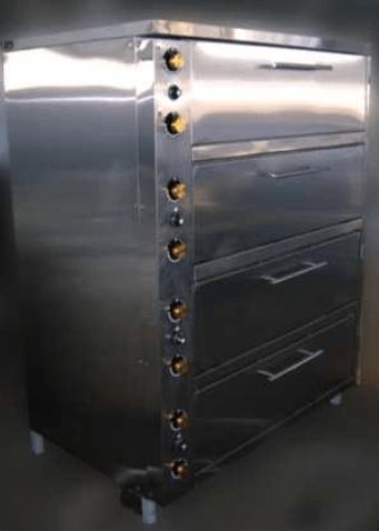Пекарська шафа ШПЭ-4 еталон