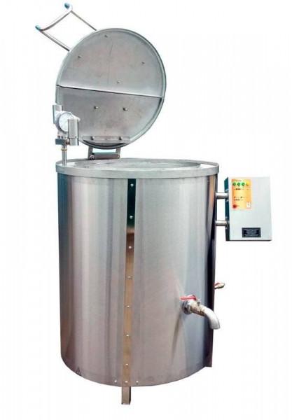 Котел харчоварильний електричний КПЕ-60 круглий