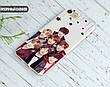 Силиконовый чехол БТС (BTS) для Samsung G965 Galaxy S9 Plus , фото 5