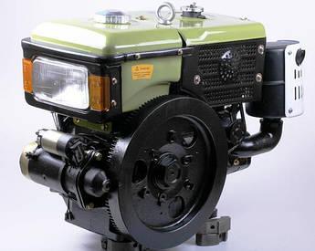 Двигун SH195NDL - Zubr (12 л. с.) з електростартером