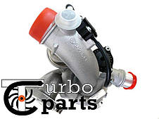 Оригинальная турбина Chevrolet 1.4 Turbo ECOTEC Cruze/ Orlando - 781504, 853215, 860156
