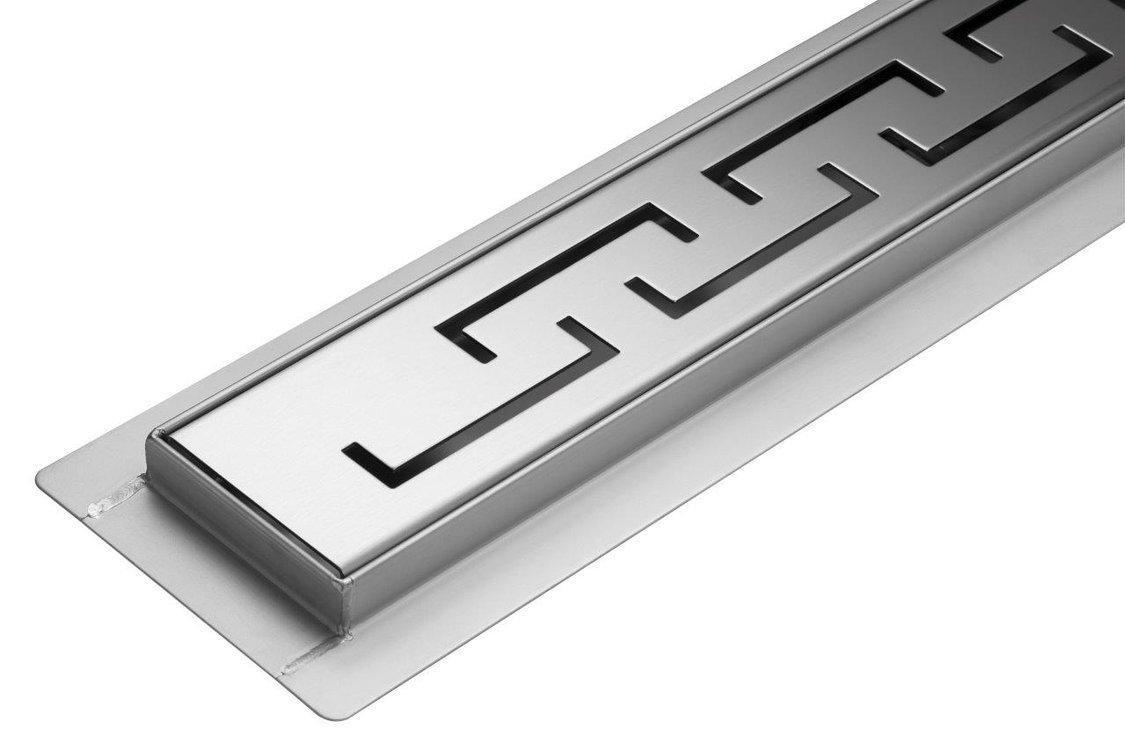 Лінійний трап OLIMP 70 см WET&DRY Fala 75423
