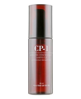 Восстанавливающая эссенция для волос CP-1 Keratin Concentrate Ampoule 80 мл