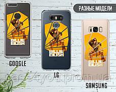 Силиконовый чехол Билли Айлиш (Billie Eilish) для Samsung A315 Galaxy A31 , фото 3