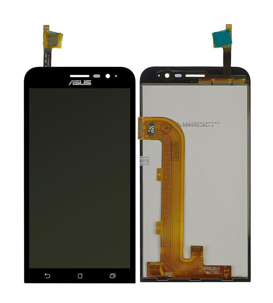 Дисплей для Asus Zenfone Go | ZB500KG с сенсорным стеклом (Черный) Оригинал Китай